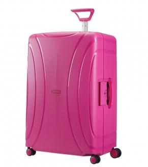 Roze vivote koffer American Tourister