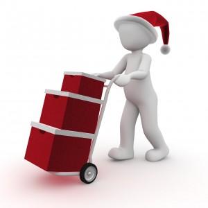 kerst cadeau's